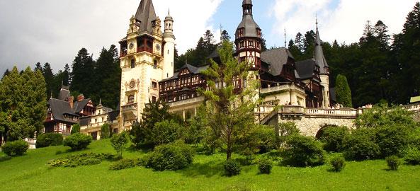 Wycieczki objazdowe Rumunia